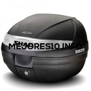 el mejor baúl para moto