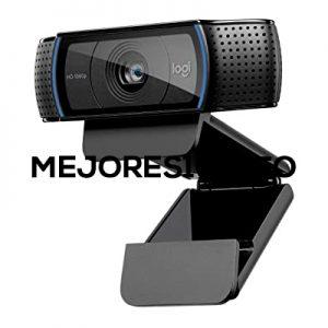 mejor webcam del mercado